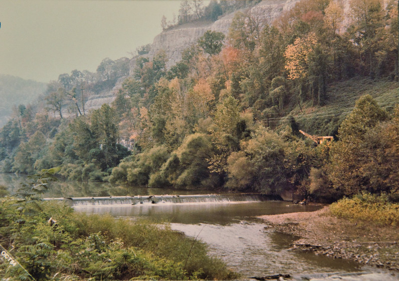 North Fork KY River.