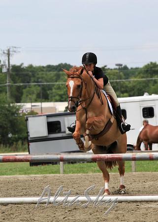 SEDGEFIELD HORSE SHOW 07-14-2012