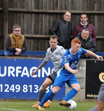 CHIPPENHAM TOWN V OXFORD CITY MATCH PICTURES 02nd MARCH 2019