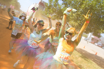 Color Run - Cleveland