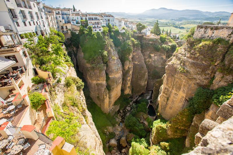 Tajo Gorge