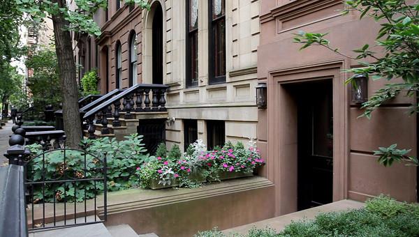Greenwich Village Street Scenes