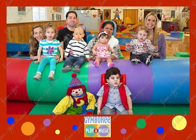 Spring 2012 Class Photos
