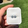 4.08ctw Old European Cut Diamond Pair, GIA I VS2, I SI1 36