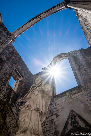 2- Convento do Carmo & Castelo de Sao Jorge