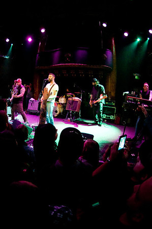Lucero and Drag the River at GAMH