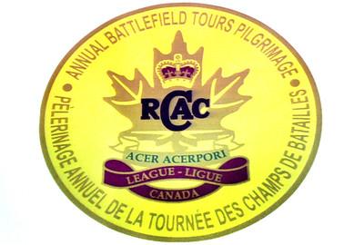 2018 Army Cadet Voyage in History / Excursion historique des cadets de l'Armée