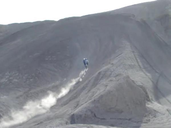 Rigg Wheelie to Hill Climb.MPG