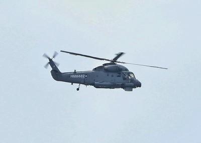 Peruvian Navy SH-2G Seasprite