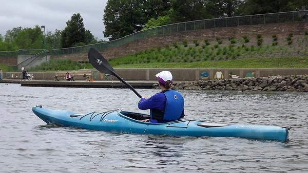 2015-05-31 CSF Kayak Lesson at Winton Lake