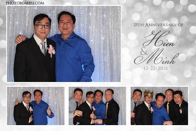 Hien & Minh's 25th Anniversary