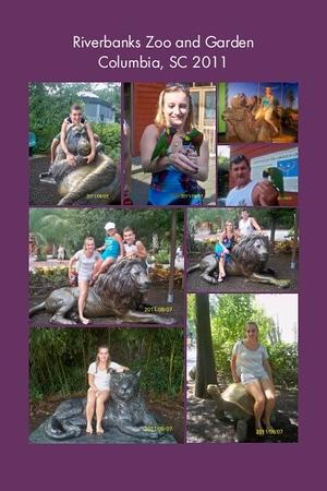 SC, Columbia - Riverbanks Zoo and Garden
