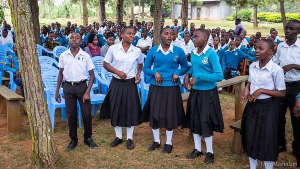 Iluhya School Global Grant-Bukoba, Tanzania 2020