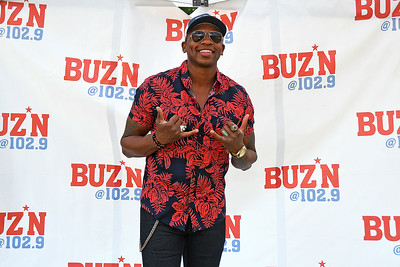 Jimmie Allen M&G (Country Jam 2018)