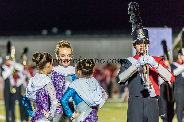 Petal Band 2013 vs Oak Grove