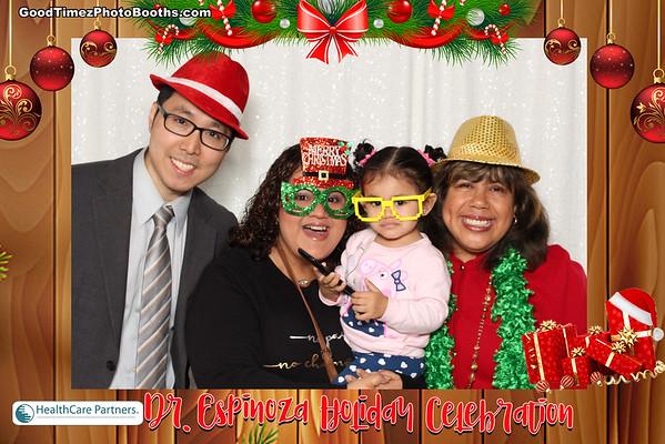 Dr. Espinoza Holiday Celebration