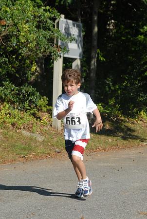 2010 Mighty Kids Triathlon - Run