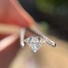 2.03ct Old European Cut Diamond, GIA K VS1 5