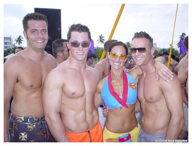 Winter Party - Miami, FL\Beach Party