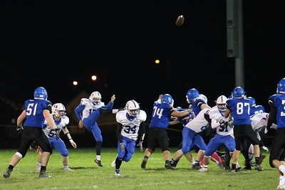 Mineral Point @ Southwestern Football 10-12-18