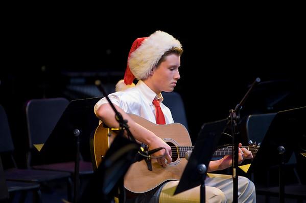 MS/US Instrumental Concert Dec. 2014