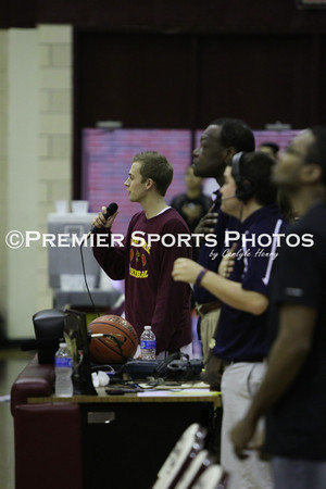 La Porte Boys Varsity Basketball vs. Deer Park 1/7/2012