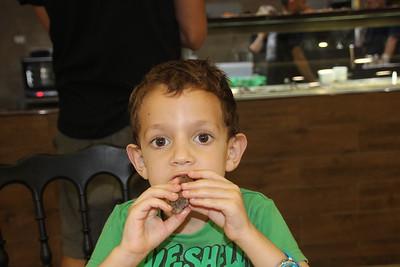 Mr. Kabab eater