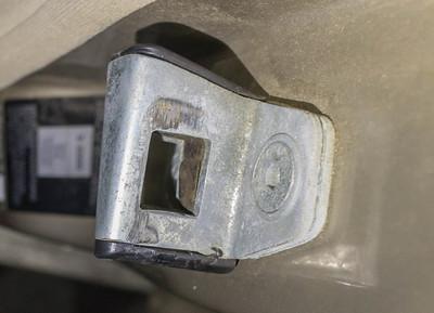 W124 Door Latch