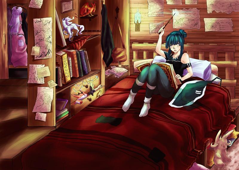 KimiOshiro_ThoseLateNightTypeofThings_ScholasticGoldComicArt.jpg