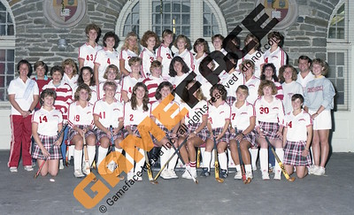 1988 Women's Field Hockey