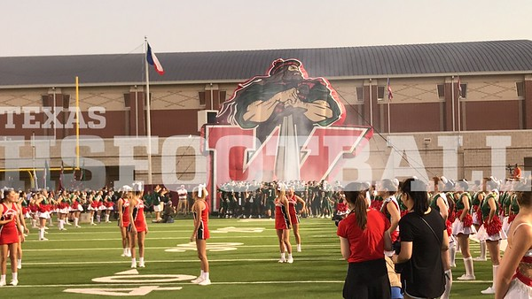 NR Richmond George Ranch vs The Woodlands (Sept 22)
