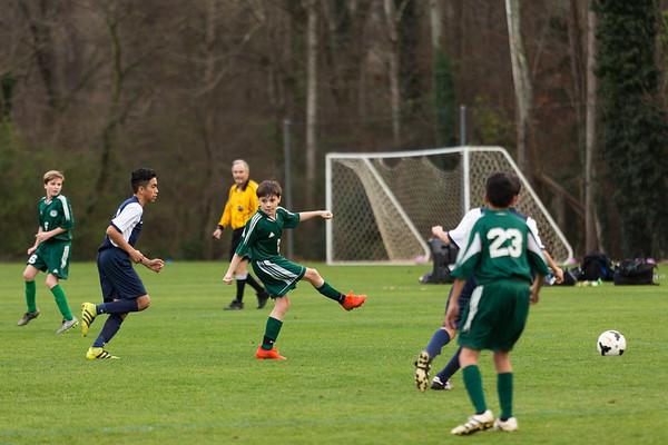 Ethan Rouse - Soccer #2