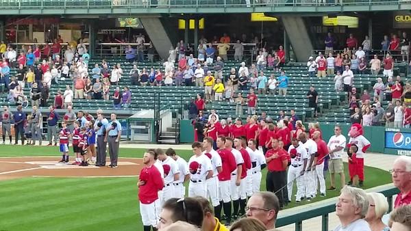 CCC Indians National Anthem