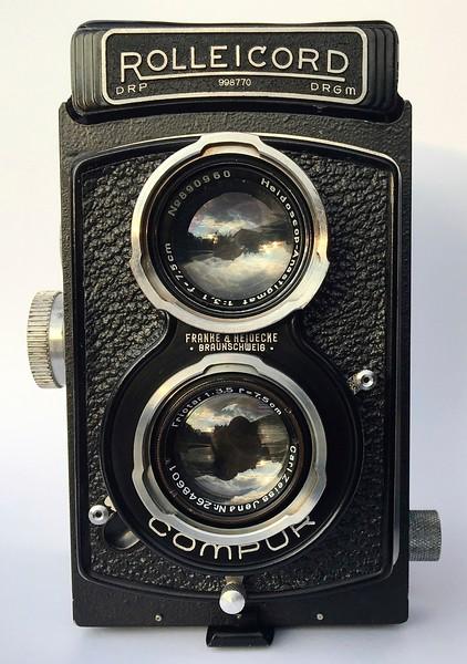 Rolleicord II ~ 1940