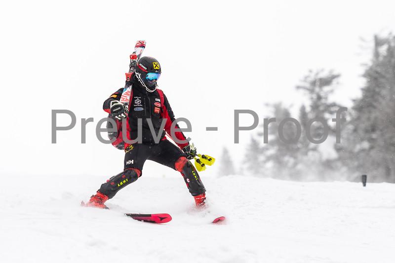 2021-02-14 Club De Ski Kandahar AM