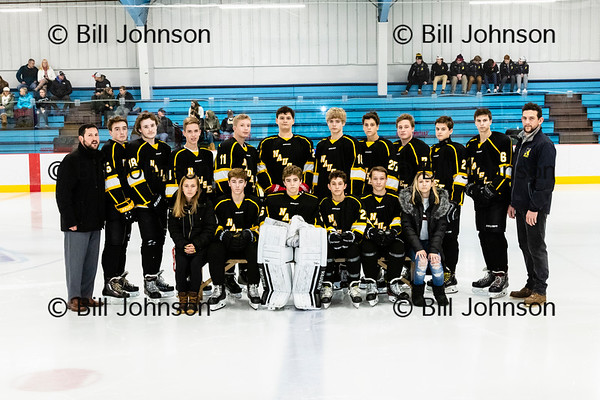 Nauset B JV Hockey Team and Roster 2018_2020