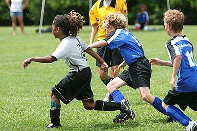 U10 Boys Derby Wildcats vs Kingdom Crush