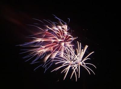 Hartford Riverfest Fireworks