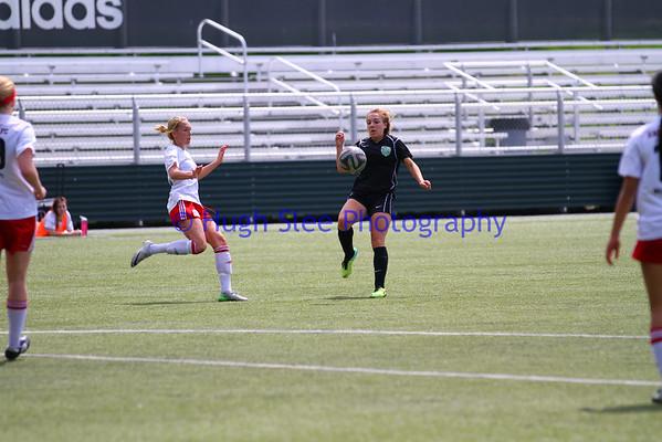 Girls Under 16 Eastside FC v 3RSC