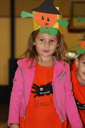 2011-10-31 Kindergarten Halloween Party