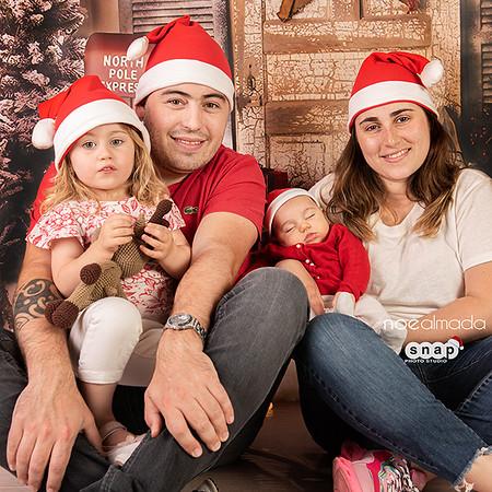 Milagros, sesión navideña