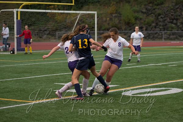 131022 MHS Girls Soccer vs Brookings Harbor
