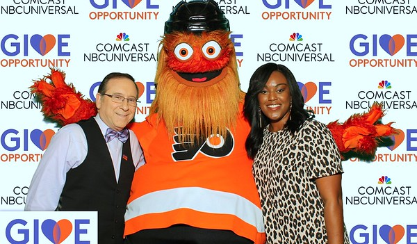 10.14.19 | Comcast Give Opportunity ft. Gritty