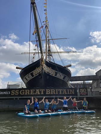 Bristol Uni, 26 September, 11:00 (Alice and Katy)