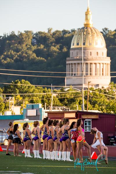 2016 Kanawha County Majorette Festival