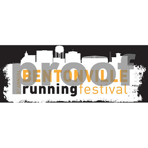 Bentonville Half Marathon 2013 FINISH