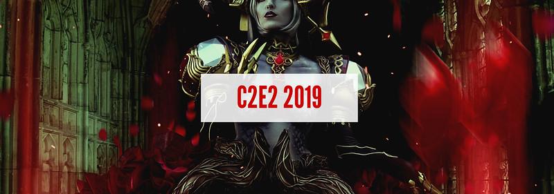 C2E2 2019 Overveiw