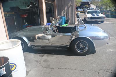 Superformance Cobra replica