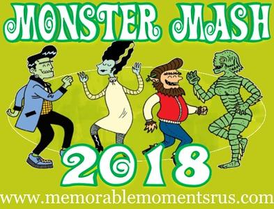 Monster Mash 2018