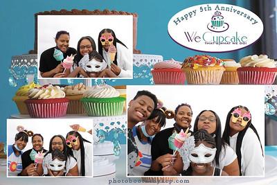WeCupcake 5th Anniversary